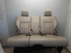 10 2010 Jeep Liberty Limited Oem Second Row Rear Seat Tan Leather
