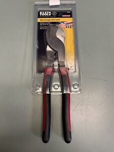 Klein Tools 63050 sen 9 High leverage Cable Cutter Made In Usa Brand New