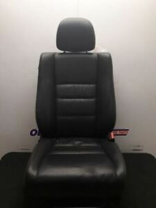 08 10 Honda Accord Oem Passenger Right Front Bucket Seat Black Leather Manual