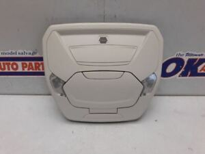 15 19 Ford Escape Overhead Roof Console Without Sunroof Option