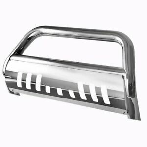 For 08 19 Toyota Sequoia tundra Front Bumper Bull Bar Grille Guards 1pc