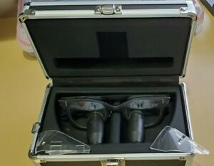 Designs For Vision Dental Medical 3 5 Expanded Field Telescopic Loupes