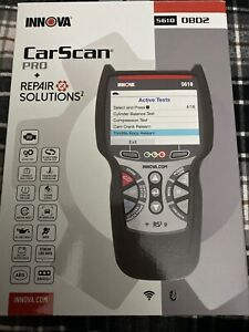 Innova 5610 Carscan Pro Repair Solutions Obd2 Auto Diagnostic Code Reader new