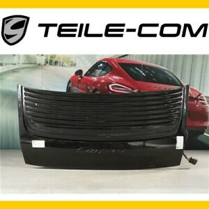 Top Porsche 911 996 Carrera2 c4 Hat Rear Engine Cover With Spoiler And Drive