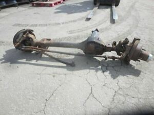 Front Axle Srw 4 10 Ratio Fits 92 94 Ford F350 Pickup 180772