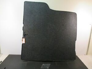1993 Honda Prelude Si Trunk Floor Mat Carpet Panel shows Wear