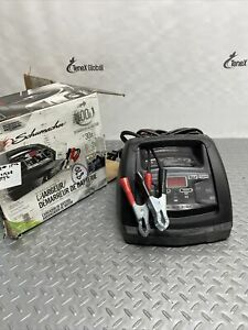 Schumacher Speedcharge Battery Charger Trickle Charger Desulfator Engine Z 219