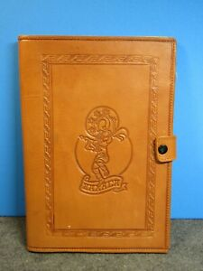 Leather 5 By 7 Inch Memo Pad Holder
