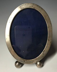 Antique Victorian Sterling Silver Unger Bros Picture Frame Brothers
