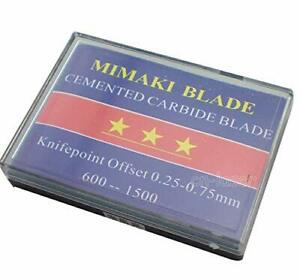 15x Replacement Blades For Mimaki Plotter 5x30 5x45 5x60 Hand Tools