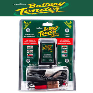 New Deltran Battery Tender Jr Junior Battery Maintainer Charger 12 Volt 021 0123
