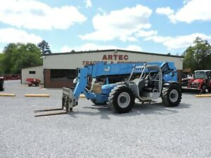 2012 Genie Gth 1056 Telescopic Forklift Watch Video Only 2868 Hours