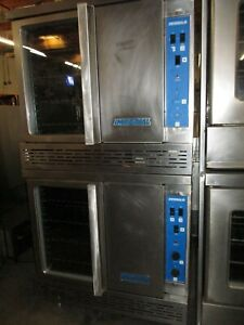 Imperial Double Convection Oven Natura Gas