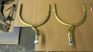 Model T Ford 1911 14 Gas Headlamp Forks Or Speedster Last Chance At This Price