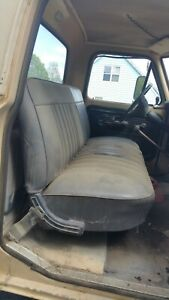 Bench Seat 1967 79 Ford Truck F150 F250 F350 1972 1971 1970 1969 1968 67 68 72