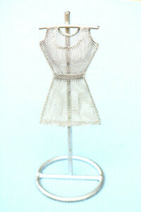 Female Dress Mannequin Form Stand Decorative Display Sewing Mannequin Steel Hp