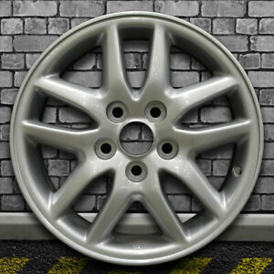 Full Face Metallic Silver Oem Wheel For 2000 2001 Toyota Camry 16x6