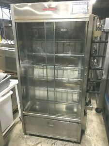 Oven Rotisserie Old Hickory N 7pg Free Stand Gas 35 Chickens