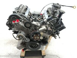 2016 2019 Nissan Titan Xd 5 0l Cummins Diesel Engine Motor 123k Vin B 4th Note