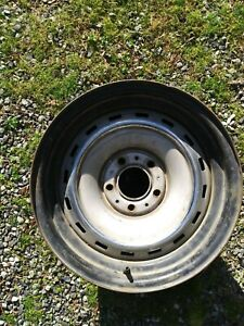 Mopar 15 X 7 Class 2 Steel Wheel Plymouth 1970 s