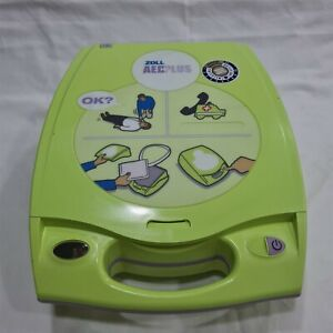 Zoll Aed Plus With Expired Pads No Batteries Included