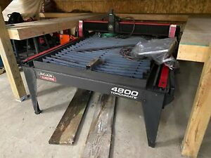 Lincoln Electric Torchmate 4800 Cnc Plasma Cutting System