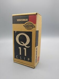 Yakima Q11 Clips With Pads Vinyl Pads Part 0611 For Q Towers Brand New