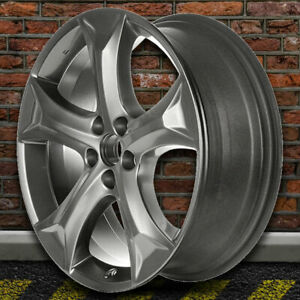 20 Smoked Hypersilver Wheel For 2009 2015 Toyota Venza By Revolve