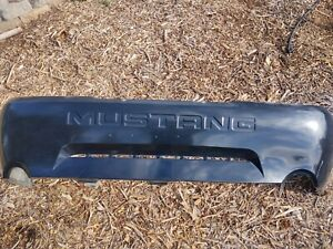 1999 2004 Ford Mustang Gt Rear Bumper Cover Mach 1 Oem