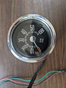 1966 1967 Dodge Charger Coronet Plymouth Gtx Factory Tachometer