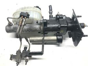 2003 2006 Chevrolet Tahoe Suburban Hydraulic Brake Booster With Master Cylinder