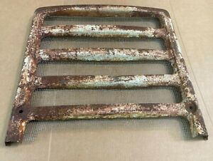 Farmall 460 560 Tractor Original Ih Front Lower Grille Screen Grill