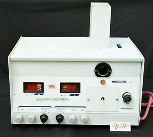 Clinical Flame Photometer 4 Filter Dual Channel Na K Li Ca With Compressor