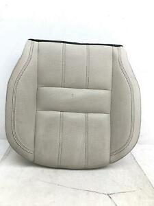 2010 2013 Land Rover Range Sport Front Right Lower Seat Cushion Ivory Leather
