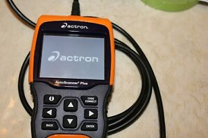 Actron Plus Cp9680 Scanner Tool Automotive