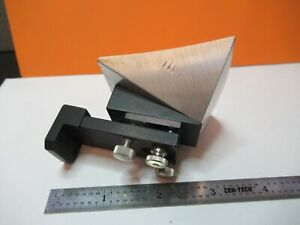 Olympus Japan Parabolic Metal Mirror Optics Microscope Part As Picture w8 a 90