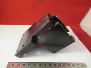 Olympus Japan Bhm Holder For Stage Table Microscope Part As Pictured 39 a 09