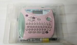Brother Pink P touch 1100sb Label Maker