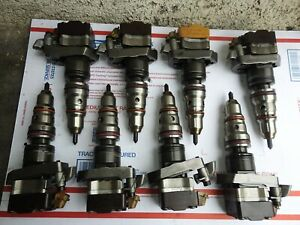 1999 2003 International 7 3l Powerstroke Diesel Fuel Injector 8 ad