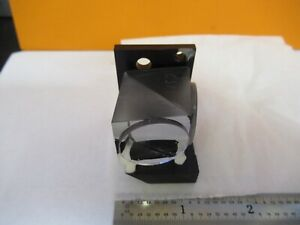 Zeiss Germany Axiotron Mounted Prism Microscope Part Optics As Pictured 47 a 30