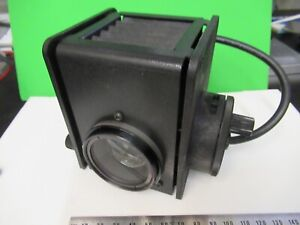 Complete Nikon Lamp Housing Illuminator Microscope Part As Pictured 15 a 51