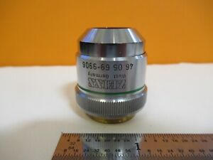 Zeiss Germany Epiplan hd 16x 160 Objective Microscope Part As Pictured a4 a 22