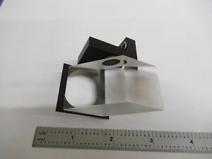 Zeiss Axiotron Germany Head Prism Optics Microscope Part As Pictured ft 3 27
