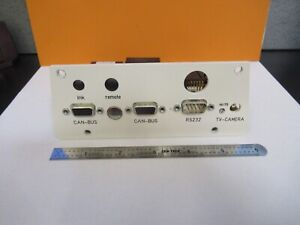 Zeiss Axiotron Germany Can bus Board Microscope Part As Pictured 19 b 03