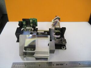 Zeiss Germany Axiotron Front Prism Assembly Microscope Part As Pictured 47 a 44