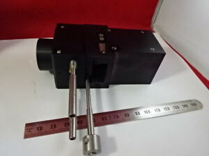 Zeiss Axiotron Germany Filter Iris Assembly Microscope Part Optics As Is 98 41