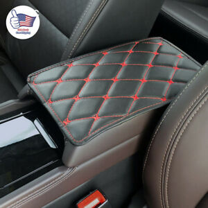 Car Armrest Pad Cover Center Console Box Cushion Mat Protector Car Accessories Fits 2004 Corolla