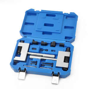 Engine Timing Chain Riveting Tool Set For Mercedes Benz Single Double Row