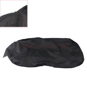 Low Back Equipment Seat Cover Fit For High Reach Forklifts Backhoes Skidsteers