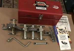 Mathey Dearman 1 8 Stainless Steel Universal Chain Clamp D2250ss
